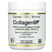 California Gold Nutrition CollagenUP + Hyaluronic Acid + Vitamin C 461 g