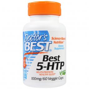 Doctor's Best 5-HTP 100 mg 60 vcaps