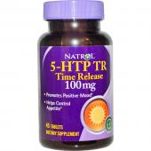 Natrol 5-HTP Time Release 100 mg 45 tab