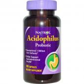 Natrol Acidophilus Probiotic 100 caps