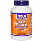 Now Foods 7-KETO 100 mg 120 soft