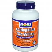 Now Foods Acidophilus Two Billion 250 caps