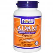 Now Foods ADAM Superior Men's Multi 90 vcaps