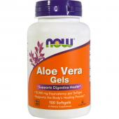 Now Foods Aloe Vera Gels 100 softgels