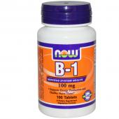 Now Foods B-1 100 mg 100 tab