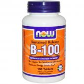 Now Foods B-100 Complex 100 tab