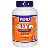 Now Foods Cal-Mag 100 tab