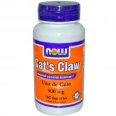 Now Foods Cat's Glaw 500 mg 100 caps