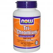Now Foods Tri-Chromium 500 mcg 180 vcaps