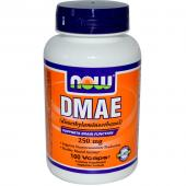 Now Foods DMAE 250 mg 100 vcaps