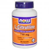 Now Foods L-Citrulline 750 mg 180 caps