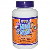 Now Foods Kid Cal Calcium Citrate 100 Chewables