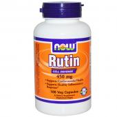 Now Foods Rutin 450 mg 100 vcaps