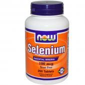 Now Foods Selenium 100 mcg 250 tab