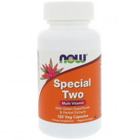 Now Foods Special Two Multi Vitamin 120 vcaps