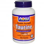 Now Foods Taurine 1000 mg 100 caps