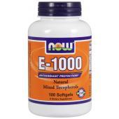 Now Foods E 1000 IU 100 soft