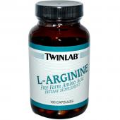 Twinlab L-Arginine 500 mg 100 caps